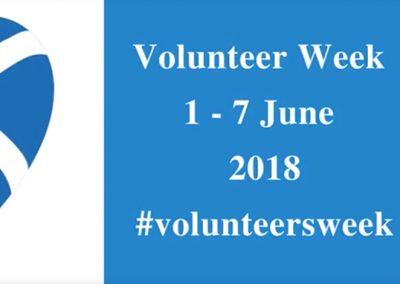 Volunteers Week 2018